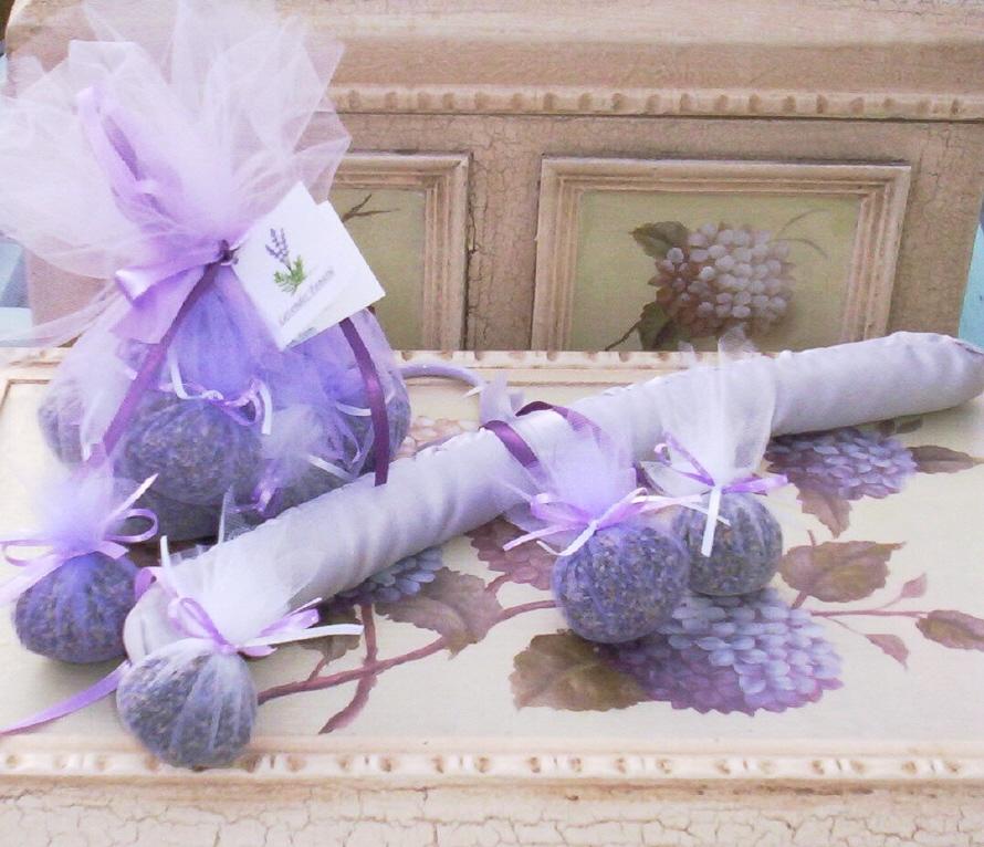 High Quality Lavender Closet Sachets By Lavender Fanatic.