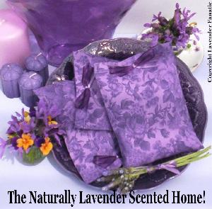 Lavender home scenting by Lavender Fanatic.