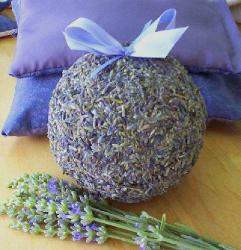 Lavender Ball by Lavender Fanatic.