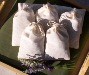 The perfect lavender sachet bag for any budget and any drawer.
