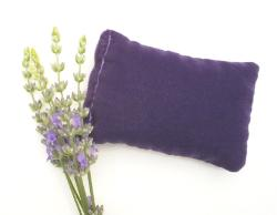The Lavender Squeeze for stress relief and lavender aromatherapy.